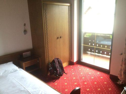Zimmer im Hotel Lindwurm